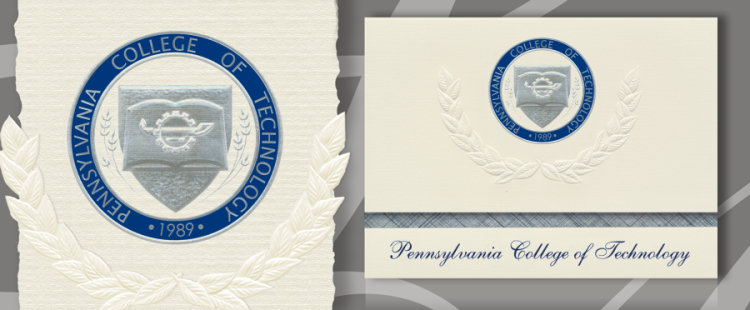 Pennsylvania College of Technology Graduation Announcements