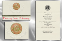 Pittsburg State University Graduation Announcements