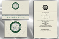 Portland State University Graduation Announcements