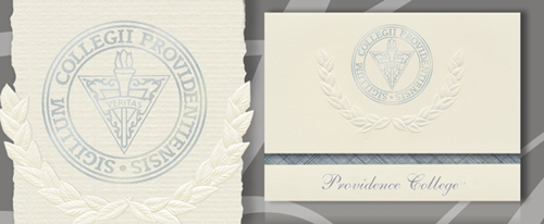 Providence College Graduation Announcements Providence College
