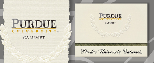Purdue University Calumet Graduation Announcements