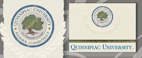 Quinnipiac University Graduation Announcements