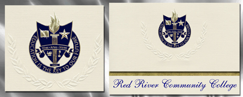 Red River Community College Graduation Announcements