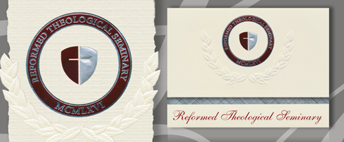 Reformed Theological Seminary Graduation Announcements