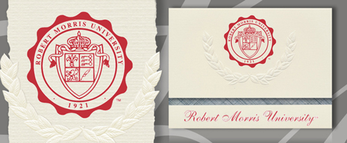Robert Morris University Graduation Announcements