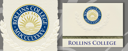 Rollins College Graduation Announcements