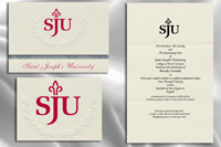 Saint Joseph's University Graduation Announcements