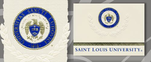Saint Louis University Graduation Announcements