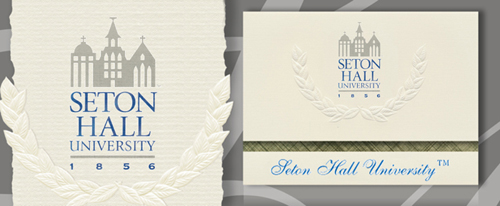 Seton Hall University Graduation Announcements