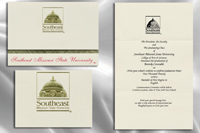 Southeast Missouri State University Graduation Announcements