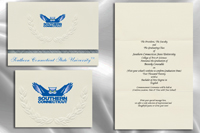 Southern Connecticut State University Graduation Announcements