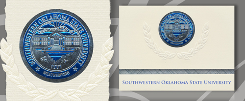 Southwestern Oklahoma State University Graduation Announcements