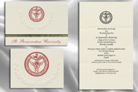 St. Bonaventure University Graduation Announcements