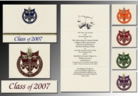 State University of New York at Fredonia Graduation Announcements