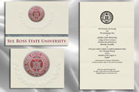 Sul Ross State University Graduation Announcements