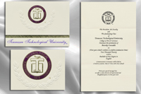 Tennessee Technological University Graduation Announcements