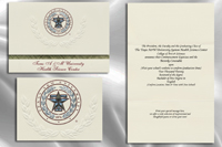 Texas A&M Health Science Center - College of Medicine Graduation Announcements