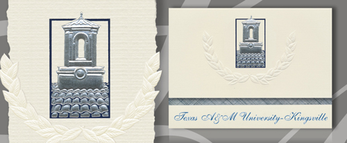 Texas A&M University - Kingsville Graduation Announcements