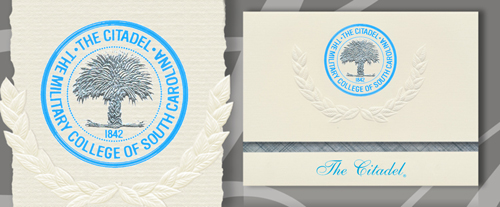 The Citadel Graduation Announcements