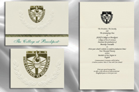 The College at Brockport Graduation Announcements