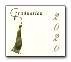 The National Graduate School Keepsake Announcement Cover