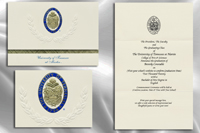 The University of Tennessee at Martin Graduation Announcements