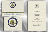 Toccoa Falls College Graduation Announcements