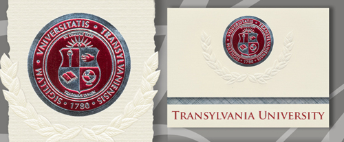 Transylvania University Graduation Announcements