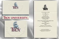 Troy University Graduation Announcements