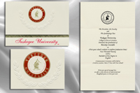 Tuskegee University Graduation Announcements