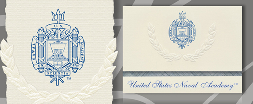United States Naval Academy Graduation Announcements