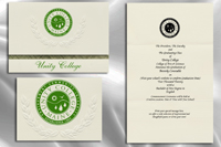 Unity College Graduation Announcements