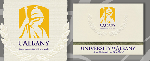 University at Albany Graduation Announcements