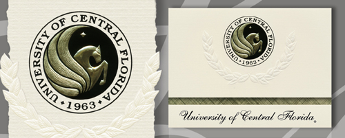 University of Central Florida Graduation Announcements