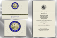 University of Florida College of Law Graduation Announcements