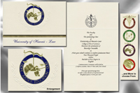 University of Hawaii-Law Graduation Announcements | University of ...