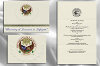 University of Louisiana at Lafayette Graduation Announcements