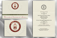 University of Louisiana at Monroe Graduation Announcements