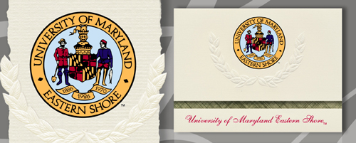 University of Maryland Eastern Shore Graduation Announcements