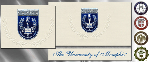 University of Memphis Graduation Announcements