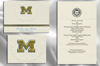 University of Michigan School of Dentistry Graduation Announcements