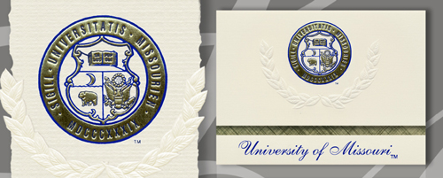 University of Missouri - Kansas City Graduation Announcements
