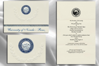 University of Nevada, Reno Graduation Announcements