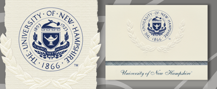 University of New Hampshire Graduation Announcements