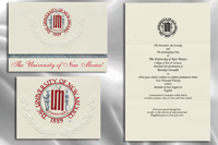 University of New Mexico Graduation Announcements