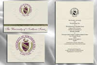 University of Northern Iowa Graduation Announcements