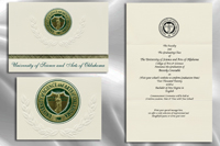 University of Science and Arts of Oklahoma Graduation Announcements