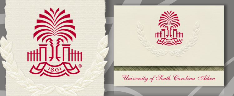 University of South Carolina Aiken Graduation Announcements
