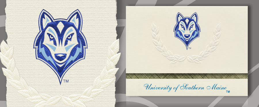 University of Southern Maine Graduation Announcements