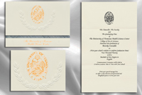 University of Tennessee Health Science Center Graduation Announcements